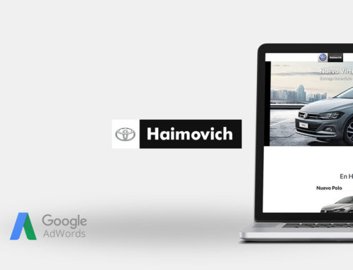 Haimovich Toyota – Google ads & Leads generation
