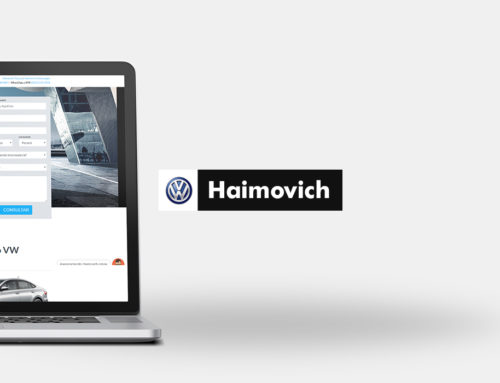 Haimovich VW – Google ads & Leads generation